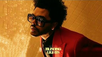 The Weeknd - Blinding Lights (Official Instrumental)