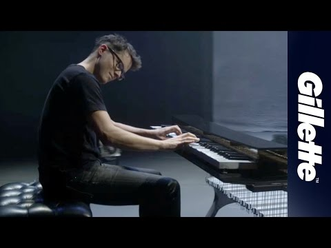 Son Lux and Gillette Razors Piano Performance