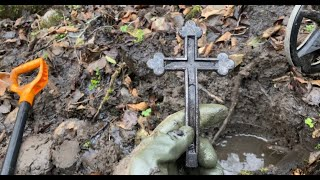 Коп по Войне. Ручьи Хайлигенбайля. WW2 Metal Detecting In The Forest Stream. SUBT TLES