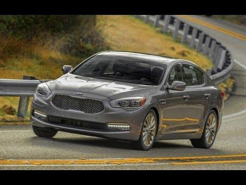 2015 Kia K900 Review