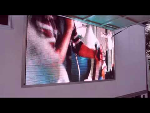 Mobile led on track by a led display dealer in ghana by Appa Led