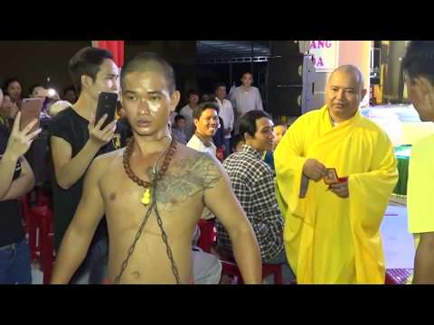 Xiếc Công Phu  ( Phật Tử Chùa Thiên Phước )