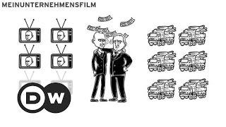 Мультфильм о миллиардах друга Путина показали швейцарские СМИ
