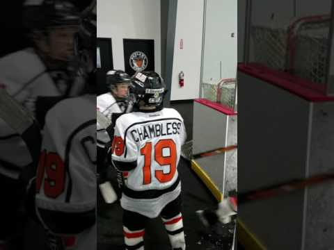 Riva's Central Mass Outlaws Take the Ice