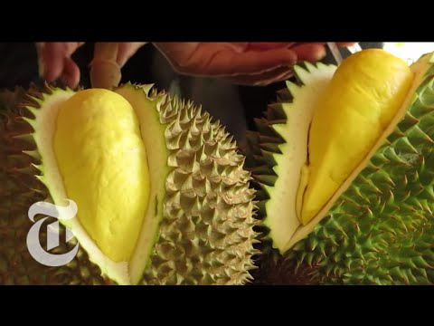 Durian - The World's Smelliest Fruit | The New York Times