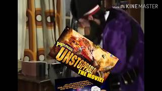 Patchy the Pirate Destroys Pop'n Music Unstoppable The Movie! VHS