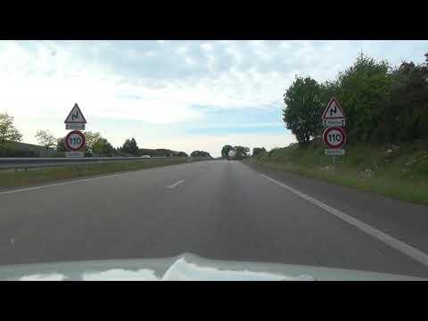 Route Nationale 24 Josselin N24 France 15.5.2017 #0769