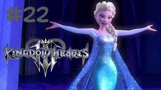 #22 Elsa, Meisterin des Eises-Let's Play Kingdom Hearts 3 (DE/Full HD/Blind)