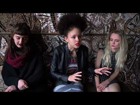 Bruise Violet Interview at Hideaway Studio Minneapolis