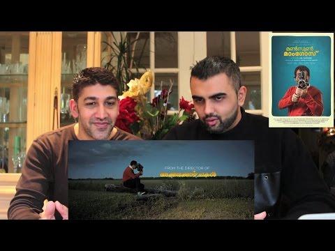 Monsoon Mangoes Trailer Reaction-Review!   (Fahadh Faasil, Iswarya Menon)