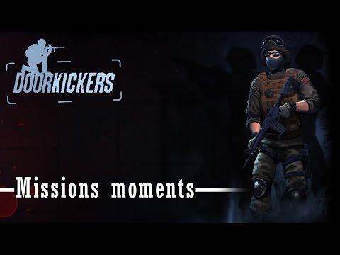 Door Kickers - Missions moments