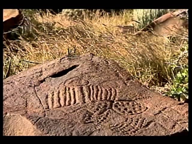Petroglifos Mina, Nuevo León, México