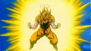 Repeat youtube video Goku goes Super Saiyan 3 For The First Time [HD 1080p]