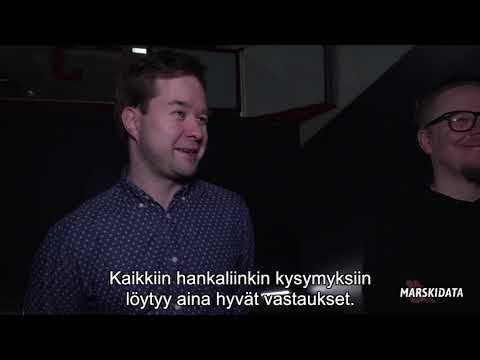 Studio Marskidata: OiOi Ja Marskidata – Näyttävää Yhteistyötä