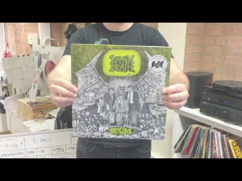 Napalm Death - Scum (FDR Vinyl Reissue)