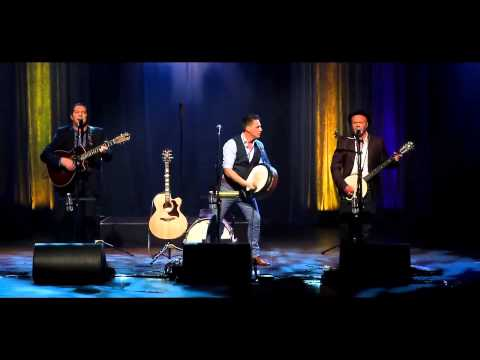 The High Kings - Rocky Road To Dublin Live in Derry 2014