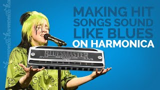 5 Popular Songs Made to Sound Like Legit Blues on Harmonica