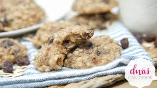 The Bomb VEGAN Oatmeal Raisin Cookies