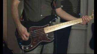 Скачать 100 Sonic Youth Bass Cover