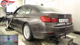 BMW F30 - чип-тюнинг от WINDE.RU(, 2014-03-06T10:18:50.000Z)