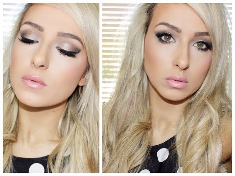 Bronze and gold Smokey Eye Tutorial | Catrice and Elizabeth Arden from YouTube · Duration:  6 minutes 5 seconds