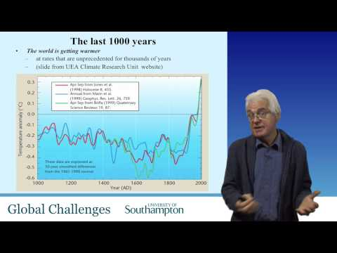 Climate Change Science 2014 - Summary by John Shepherd | Global Challenges UOSM2010