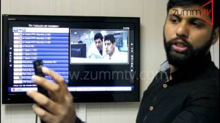 Add Favourite Channel List  Z-254 ZummTV