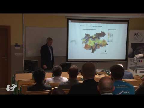 Dr Michael Kuhn, University of Innsbruck - wykład na Wydziale Nauk o Ziemi UŚ w Sosnowcu