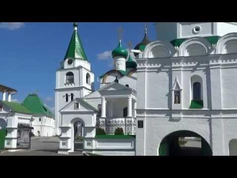 Монастыри и храмы Нижнего  Новгорода