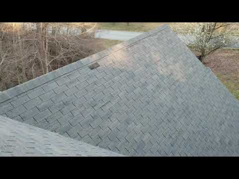 Roof Inspection At Tim's Home In Bethlehem