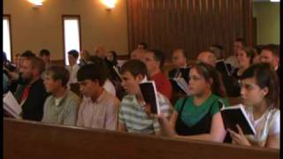 Oh What What A Savior - A Capella Singing