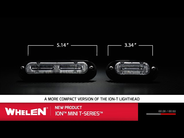 Whelen ION™ Mini T-Series™
