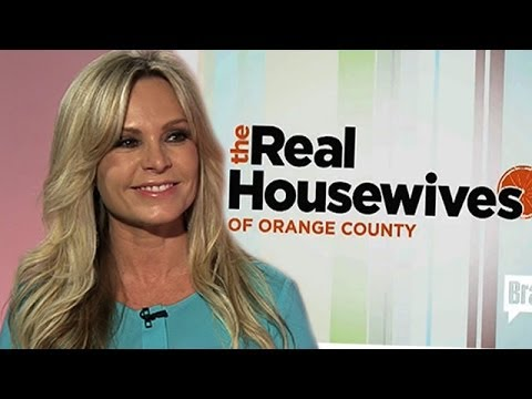 Real Housewives Of Orange County Tamra Judge Dishes On