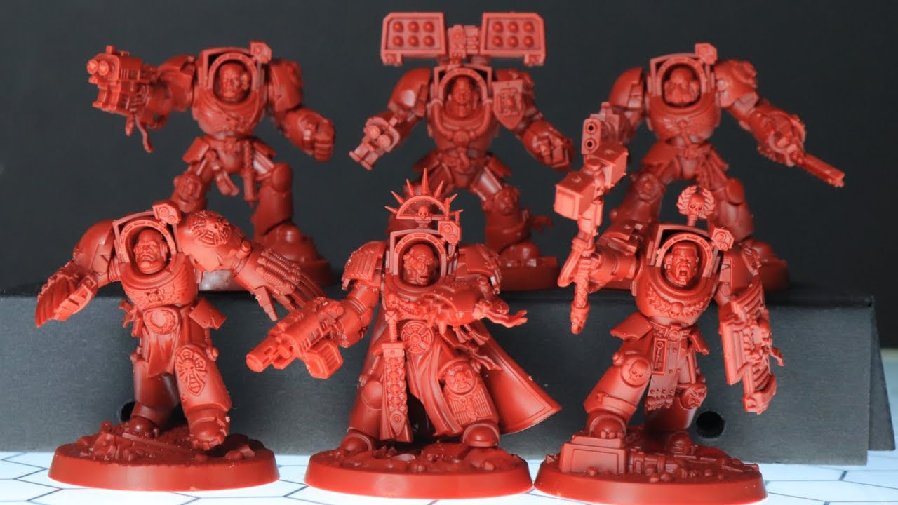 Image result for space marine heroes series 2