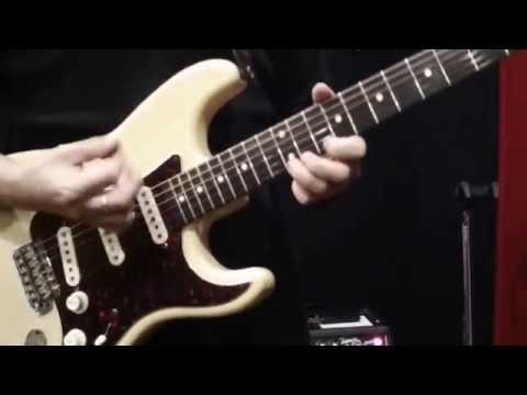 Stratocaster Blues Jetter Gear GS124