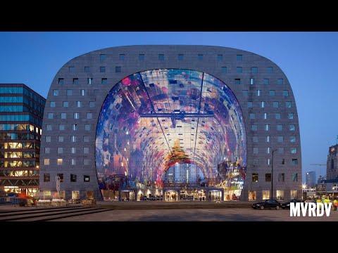 Market Hall - Rotterdam