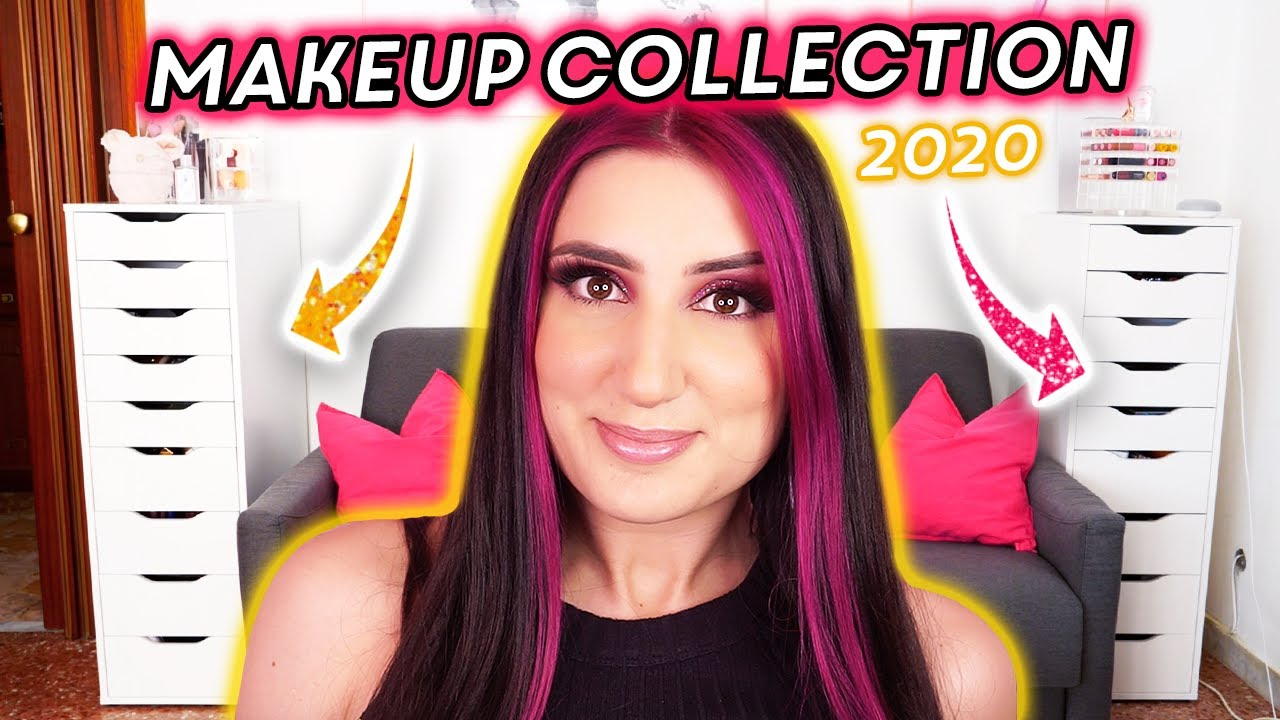 MAKEUP COLLECTION 2020 ❤️ the Lady
