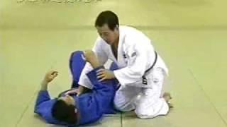 Kashiwazaki Kesa gatame - Scarf Hold