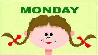 Mondays Child - Nursery Rhyme
