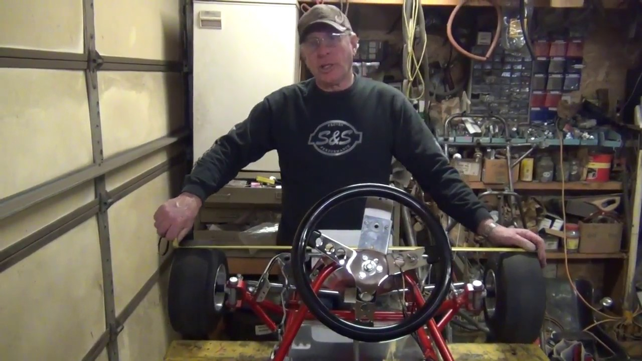 Vintage Racing Go Kart Specs Dimensions