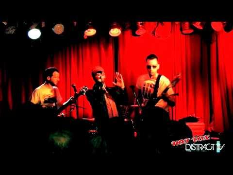 HOT VOX New bands  LIVE@Enterprise Distract TV