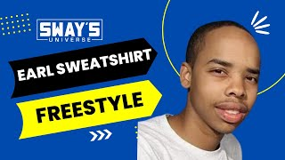 Earl Sweatshirt Freestyles on Sway in the Morning  Sway39s Universe