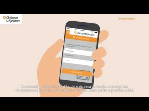 Aplicatia mobila Card UpRomania