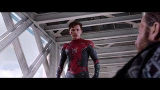 Конец иллюзиям . Питер убивает Мистерио \ Человек-паук: Вдали от дома Spider-Man: Far From Home