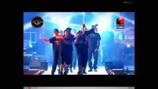 Okapi Sound Live @ Romanian Music Awards 2014