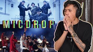 Metalhead Nonton BTS Mic Drop (Steve Aoki Remix)