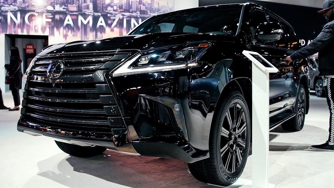 Lexus LX 570 V8 Inspiration