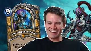 (Hearthstone) Grand Theft Uther