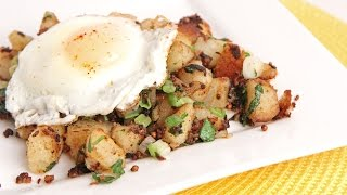 Indian Spiced Potato Hash (Inspired) Recipe - Laura Vitale - Laura in the Kitchen Episode 962