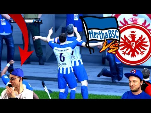 PacksUnited vs BenMasterful FIFA 18 ORAKEL FRANKFURT vs HERTHA